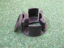 Motorlager-Einsatz Poliuretano Cuscinetto PU Golf 2 Nero
