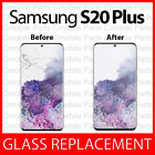 Samsung Galaxy S20 Plus Cracked Screen Front Glass Repair Service