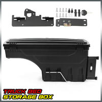 Truck Bed Storage Box Toolbox Driver Left Side For 2005-2020 Toyota Tacoma