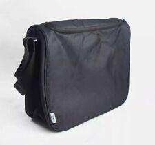 Philips Avent Baby Bottle Feed Bag Insulated Black Zip Top Crossbody Shoulder