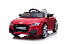 Bambini veicolo elettrico Audi s5 Cabriolet 2x45 motore watt 12v10ah PELLE BATTERIA sede
