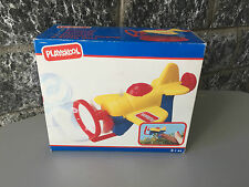 Vintage 1991 Playskool Bubble Plane Toy NEW#NIB#SEALED
