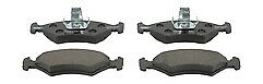Ferodo Front Brake Pad for Ford Courier Fiesta Puma Mazda 121 TVR Griffith