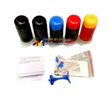 5pcs Refill kits for Canon PG-540XL CL-541XL cartridge MG2100 MG2150 MG2250