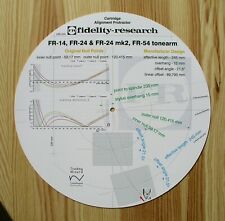FIDELITY Research FR-14/FR-24/FR-24 Mk2 & FR-54 BRACCIO allineamento Goniometro