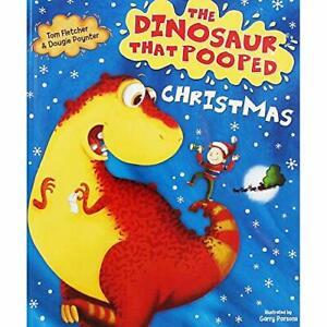 Tom Fletcher & Dougie Poynter The Dinosaur that Pooped Christmas Book The Cheap
