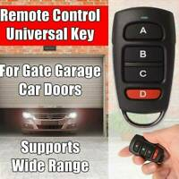 Electric Gate Garage Door Remote Universal Control Key FOB Cloning Cloner 433mhz