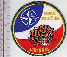 NATO Tiger Meet Cambrai France 1986 French Base Aerienne Cambrai NTM 1986 France