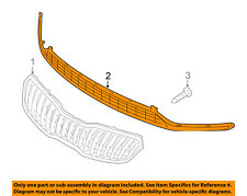 KIA OEM 14-16 Forte Front Bumper-Lower Bottom Grille Grill 86522A7000