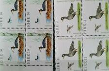 Ireland~EIRE   Selection Birds Blocks x 4 MNH Pristine RF/331A