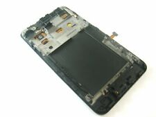 For Samsung Galaxy S2 Plus GT-i9105 FULL Touch Screen+LCD Display+Frame~Black