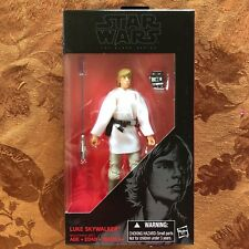 "Star Wars Black Series Luke Skywalker 6"" Figure 2016 In Hand and Ready to Ship"
