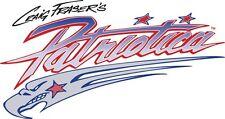 Patriotica by Craig Fraser Airbrush Iwata Artool Medea Stencil Paint Set of 4