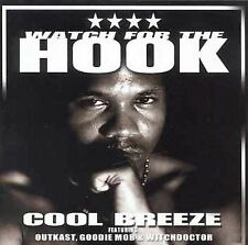 Cool Breeze - Watch for the Hook [CD Single] - Music CD - Lot 6