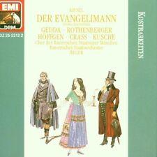██ OPER ║ Wilhelm Kienzl (*1857) ║ DER EVANGELIMANN ║ Nicolai Gedda
