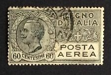 Italy 1926 Airmail 60c grey SG 198 FU
