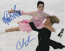 Meryl Davis & Charlie White USA Figure Skater SIGNED 8x10 Photo COA!
