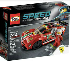 LEGO Speed Champions 75908 458 Italia GT2 - Brand New Sealed, Retired, Rare