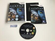 Avatar Le Jeu - Nintendo Wii - PAL FR - Avec Notice