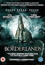 THE BORDERLANDS (2014 Luke Neal) - DVD - REGION 2 UK