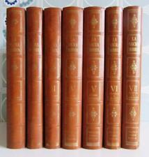 La Sacra Bibbia - 7 Volumi - Fratelli Fabbri Editori 1963-1965
