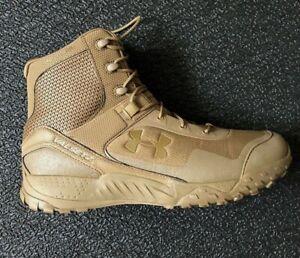 Under Armour UA Valsetz RTS 1.5 Brown Tactical Boots 3021034-200 Men Sz 11.5 NEW
