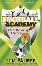 Football Academy: The Real Thing,Tom Palmer