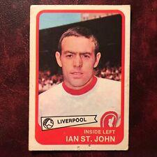 1968/69 A&BC Footballer Set IAN ST. JOHN #70 LIVERPOOL - G/VG