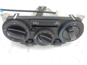 NISSAN NOTE E11 2007 HEATER CONTROL PANEL