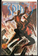 Universe X Spidey #1 NM+ Alex Ross Dynamic Force variant