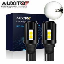 2x AUXITO T15 921 4000LM Canbus Error Free LED Reverse Backup Light Bulb 12V DC