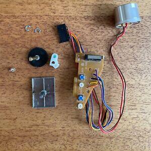 Technics SL-1200 M3D On Off Assembly Various Parts