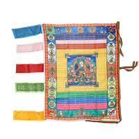 Tibet Tibetisch Gebetsfahnen Tibetan Prayer Flag Windpferd Buddha Flagge DE