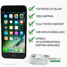 """Apple iPhone 7 PLUS 256GB-Nero - (Sbloccato) - 1 anni di garanzia - """"GRADE A"""""""