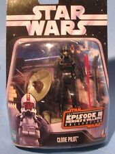 STAR WARS HEROES & VILLIANS COLLECTION CLONE PILOT! NM!