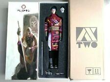 """1/6  12"""" AX2 Studio Inu & Saru - Yojimbo - Shusuke Ninja Ape Monkey 3A Style"""