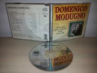 DOMENICO MODUGNO - I PIU' GRANDI SUCCESSI - CD