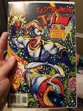 Earthworm Jim #1 Rare Marvel Absurd Comics 1995 Nm