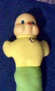 Rarissimo pupazzo luciotto playscool  1986 da collezione
