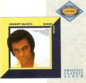 Johnny Mathis - Night & Day (CD 1991) Remastered