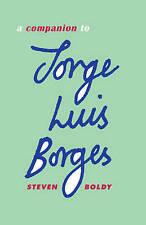 A Companion to Jorge Luis Borges (Monografías A), Boldy, Steven, Good, Hardcover