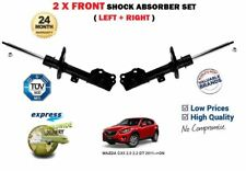 FOR MAZDA CX5 CX-5 2011 > NEW 2X FRONT LEFT RIGHT SHOCK ABSORBER SHOCKER SET