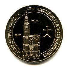 67 STRASBOURG Cathédrale 2, 2008, Monnaie de Paris