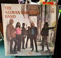 The Allman Brothers Band vinyl. Orig 1969 ATCO Debut Album (SD 33-038). EX/VG+