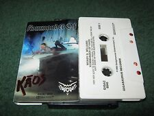 Wendy O. Williams - Kommander Of Kaos (cassette)