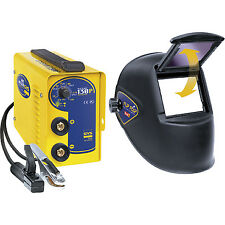 Soudeuse électrode rakesh fonte inox GYSMI 130P MMA CONVERTISSEUR 031449 +