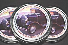 CARNAUBA PASTE CAR WAX NATURAL 8oz - NO SYNTHETICS ADDED - MADE IN USA