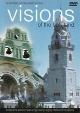 Visions Of The Holy Land Collector's Edition - NEW All Regions DVD