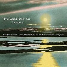 Trio Ismena - Five Danish Piano Trios [Trio Ismena ] [DACAPO: 8226583] [CD]