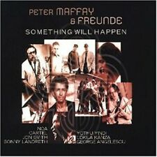 Peter Maffay something will happen (1998, & Amici) [Maxi-CD]